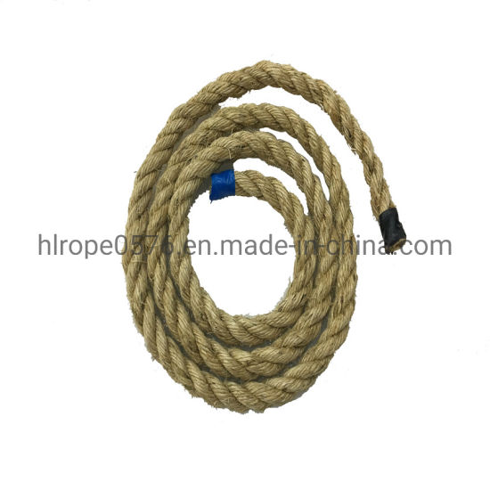 3 Strand Natural Fiber Twist Sisal Rope