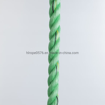 Strong Quality Raw Material 3strand Polypropylene (PP) Rope