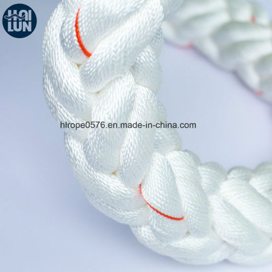 Good Quality PP Multifilament Double Braided Mooring Rope