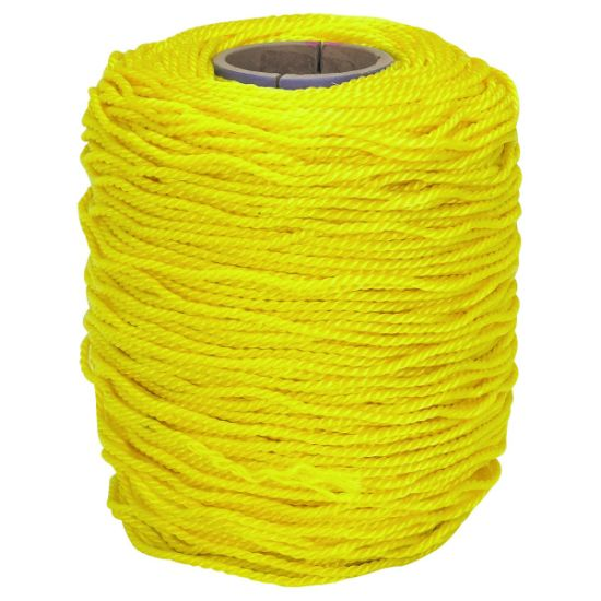 5/8 in. X 300 FT. Twisted Poly Polypropylene Rope Yellow