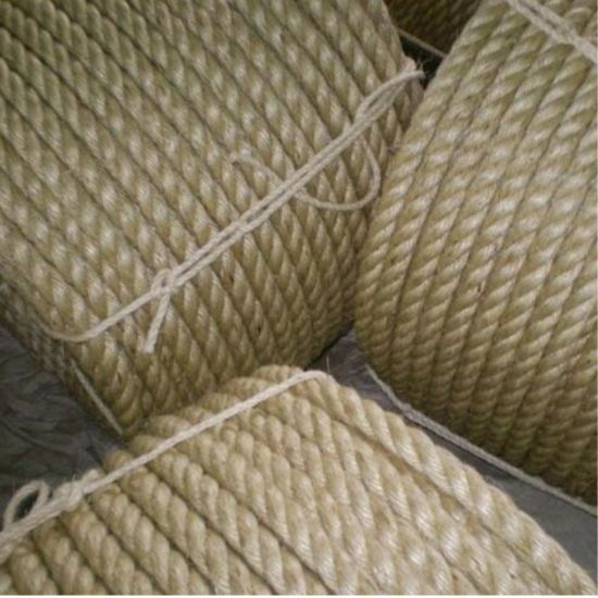 Manila Rope Sisal Rope for Fishing and transportation