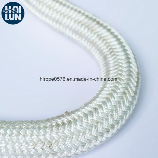 High Quality Double Braided Mooring Rope