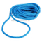 Blue Made 3/4 Inch 25 FT Double Braid Polyester Dockline Dock Line Mooring Rope Double Braided Dock Line