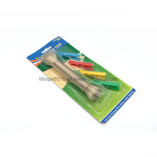 Manufacturers Selling High Quality High Quality Wire Clothesline Exquisite Packaging