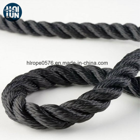8-Strand Factory Wholesale Powerful Nylon Rope for Marine and Fishing