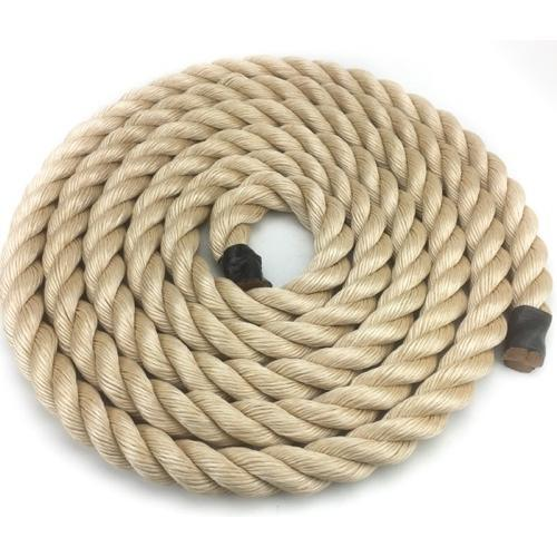 Factory Wholesale 3/4 Strand Natural Manila/Sisal Rope