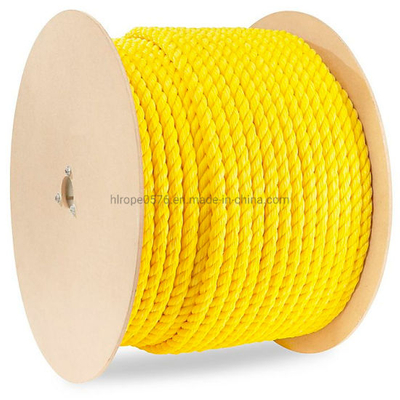 3 Strand Braided Yellow Core Polyamide Rope UV/Gl/RS/Dnv/Nk/BV/ABS