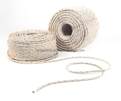 Factory Wholesale 3 Strand PP Rope Fishing Rope