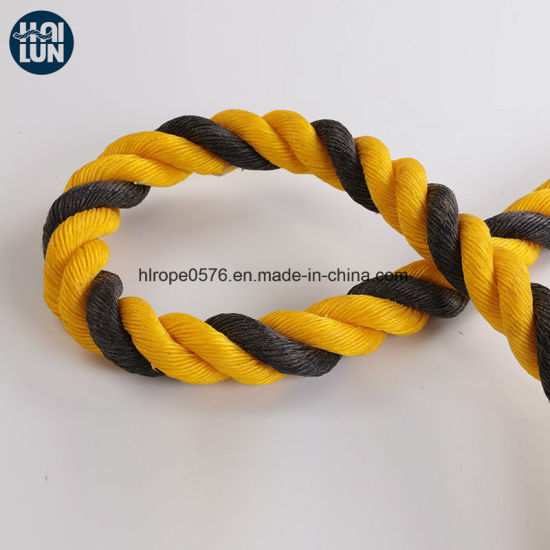 High Quality PE/Polyethylene Rope for Fishing and Marine