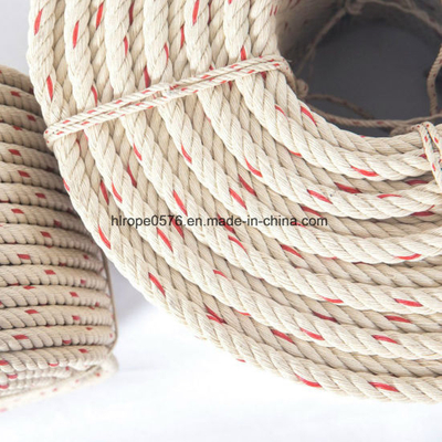 3strand Polypropylene Marine Rope/PP Rope for and Mooring and Fishing