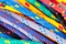Colorful Nylon Polyester Double Braided Boad Rope