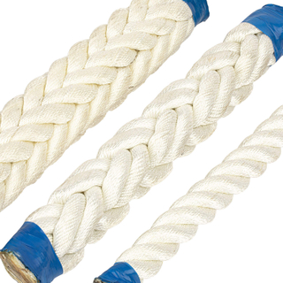 Polyester Rope Twist Rope Braided Rope for Mooring