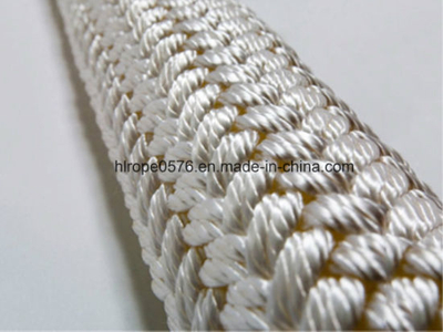 12 Strands PP Polyester Boad Mooring Rope for Marine Fishing