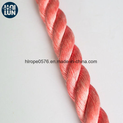 High Strength Wholesale 3 Strand PP Rope for Fishing and Mooring
