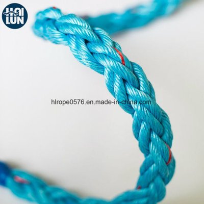 Professional Factory Wholesale Blue Polypropylene Rope