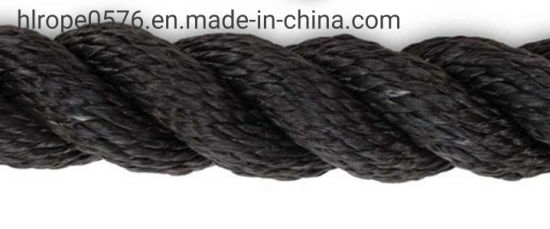 Polyester Mooring Rope Marine Rope