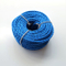 Twisted Polypropylene Blue Rope 6mm X 30m Blue Plastic Rope