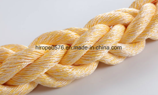 72mm 8-Strand Polypropylene and Polyester Mixed Rope