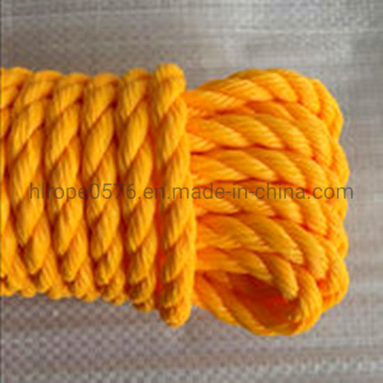 3 Strand Twist PP Rope for Fishing Equipment