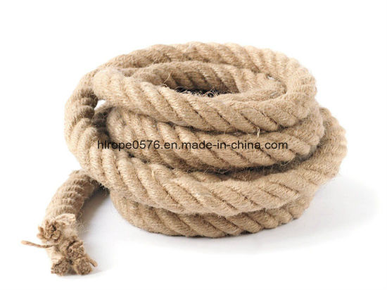 Jm Jute Rope Made of The Strongest Quality Fiber