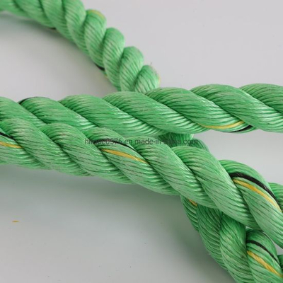 3 Strands PP Rope for Packing/Setting/Hook Connection Equipment