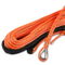 Heavy Duty Vehicle Towing Synthetic UHMWPE Winch Rope