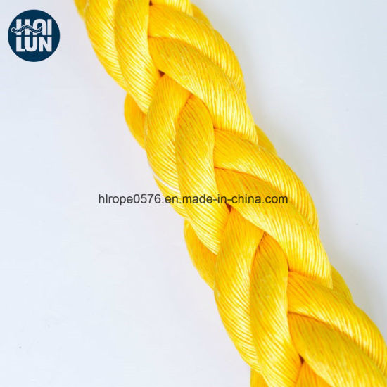 Factory Supply Polypropylene Rope for Mooring and Fishing