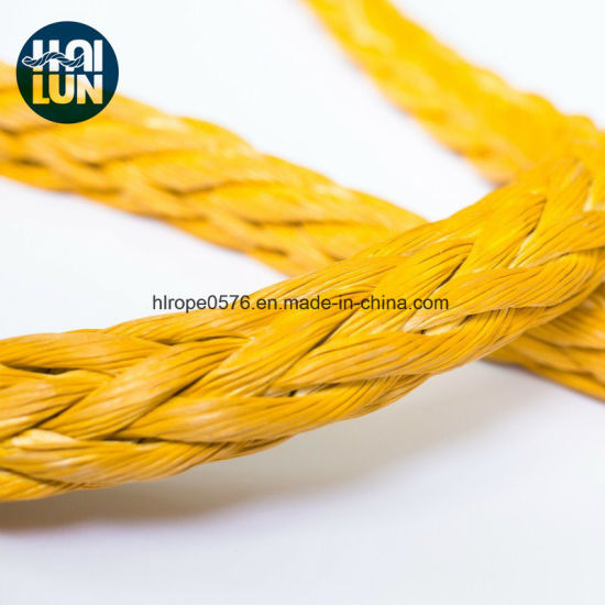 Dynamic Hmwpe/Hmpe Rope for Mooring and Fishing