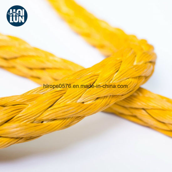 High Quality Hmpe Rope Winch Rope UHMWPE Rope